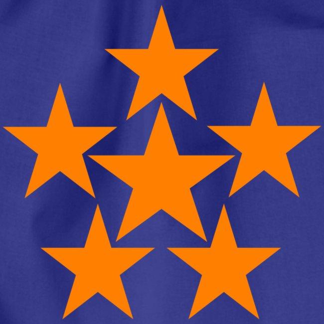5 STAR orange
