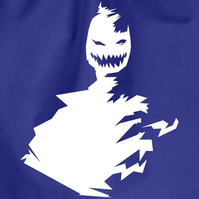t-shirt monster (white/weiß)