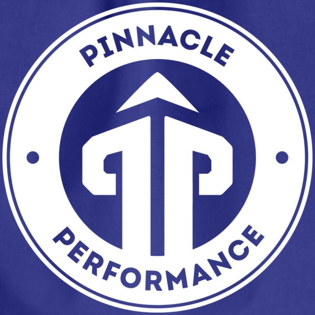 Pinnacle Performance Apparel (White Logo)