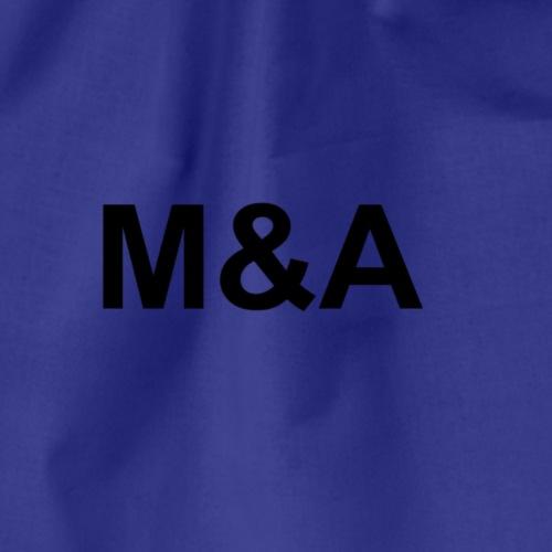 Mergers & Acquisitions - black - Turnbeutel