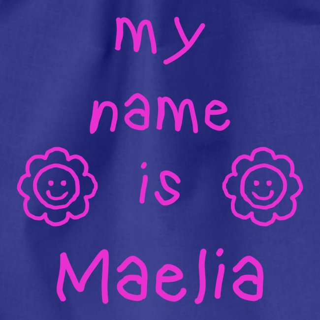 MAELIA MY NAME IS