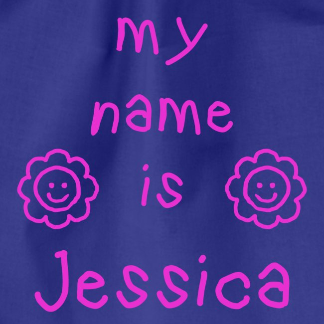 JESSICA MY NAME IS