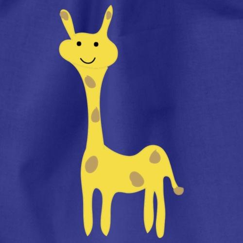 Kinder Comic - Giraffe - Turnbeutel