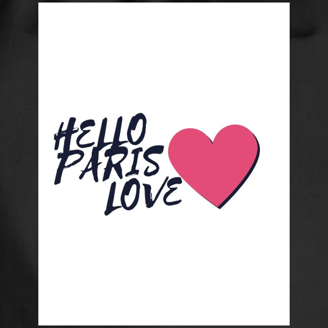 hello paris love 2