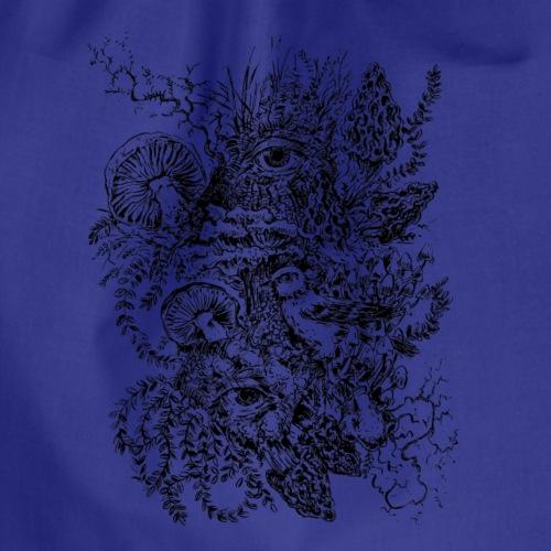 Der Traum / Pilze - Turnbeutel