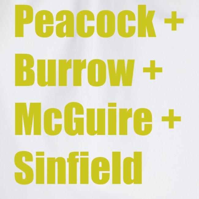 Leeds Greats [1] - Amber