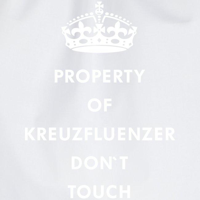 Kreuzfluenzer Don´t Touch WHITE