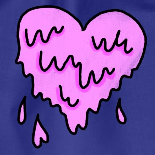 Corazón - Mochila saco
