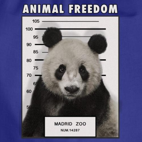 Animal Freedom Panda - Mochila saco