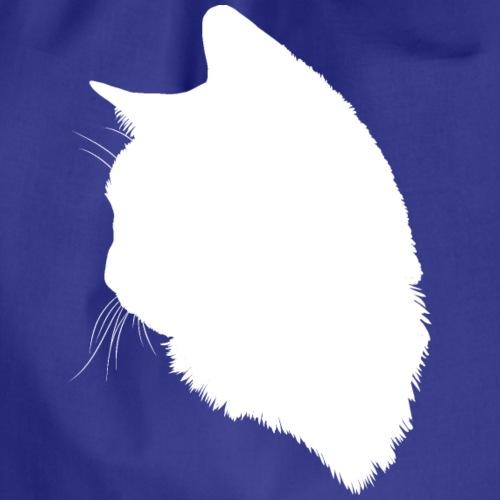 Katzenkopf - Turnbeutel