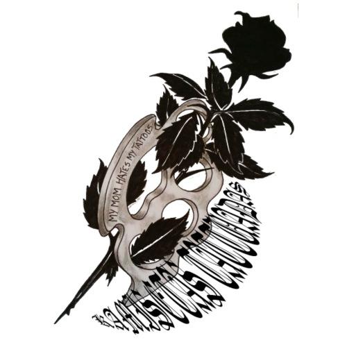 ROSA MADRE - Mochila saco