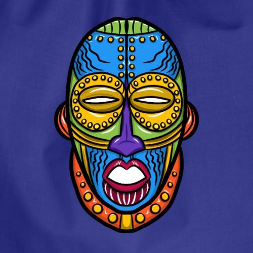 Máscara - Mochila saco