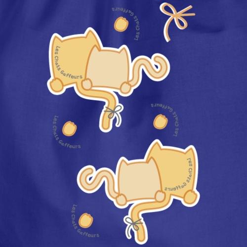 Les chats espiègles - Sportstaske