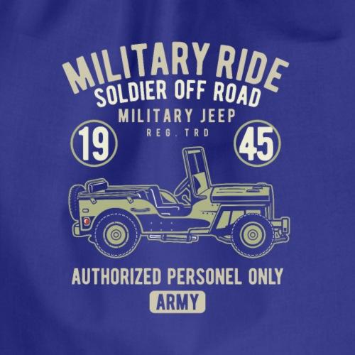 Military Ride - Turnbeutel