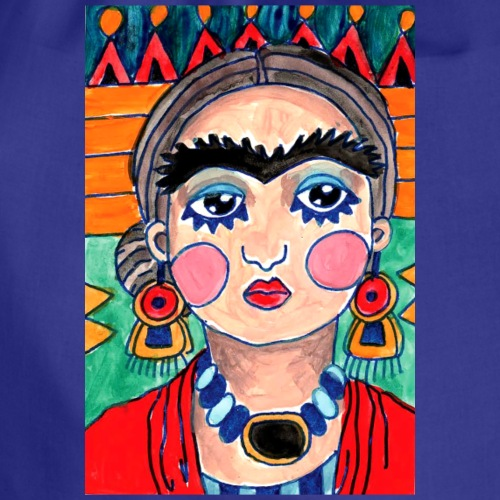Arte & Pulsion - Frida frida - Mochila saco