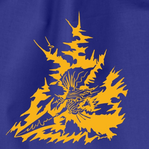 Nameless King variant - Sacca sportiva