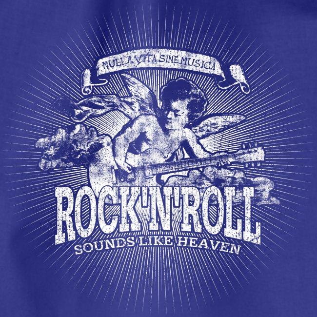 Rock 'n' Roll - Sounds Like Heaven (white)