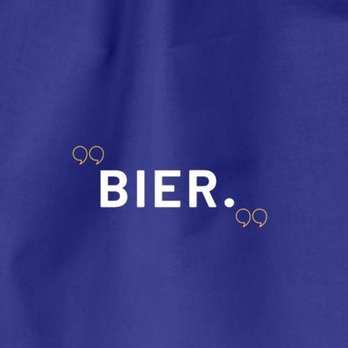 Manni´s Bier 2 - Turnbeutel