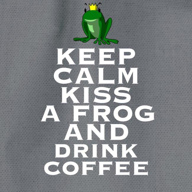 KEEP CALMFROGcoffee