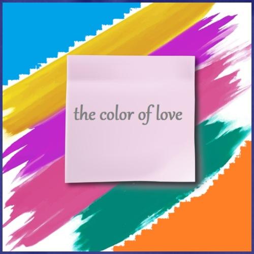 color of love - Turnbeutel
