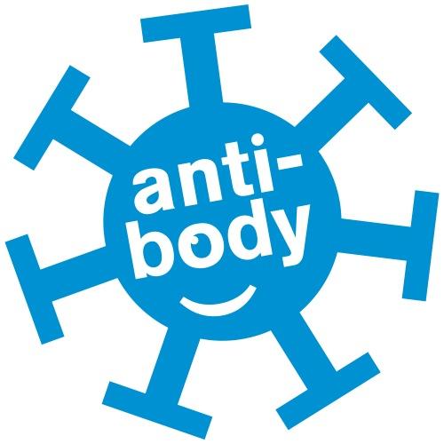 Antikörper, antibody - Turnbeutel