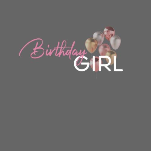 Birthday Girl - Turnbeutel