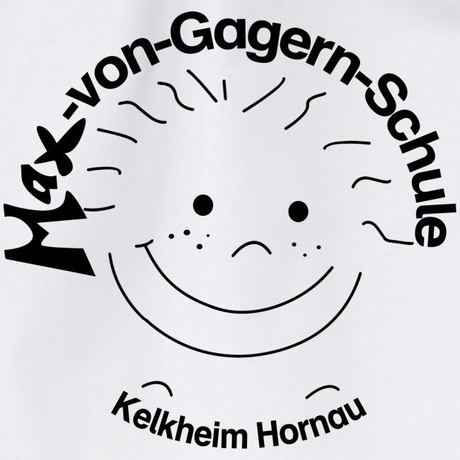 Mäxchen Logo schwarz
