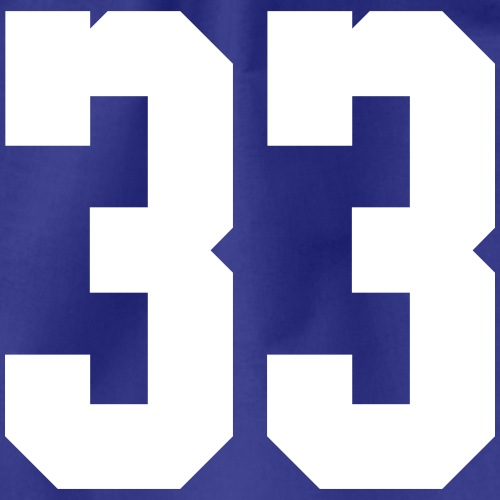 33 - Turnbeutel