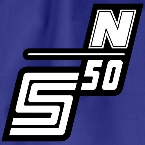 S50 N Logo - Turnbeutel