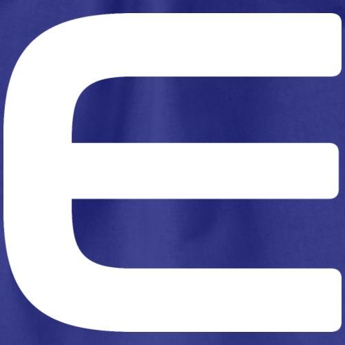E - White - Turnbeutel