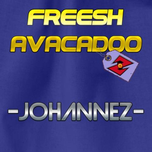 FREESHAVACADOO - Turnbeutel