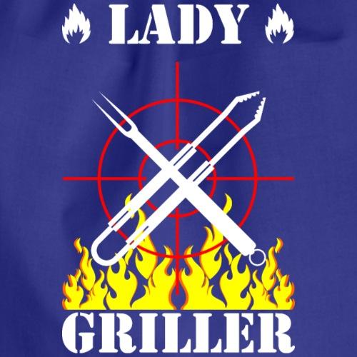 Lady Griller - Turnbeutel