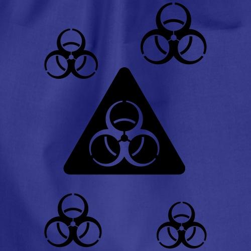 Virus invertiert Plural - Turnbeutel