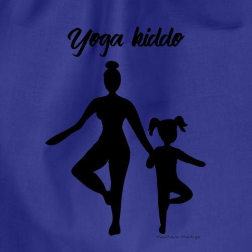 Yoga kiddo (en duo avec Yoga mama) - Sac de sport léger