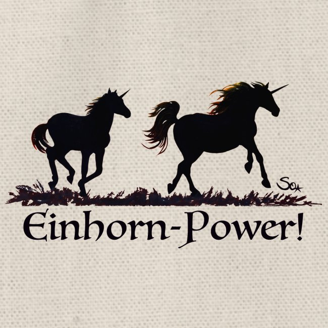 Einhorn-Power