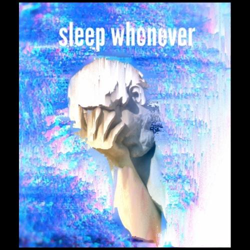 Sleep whenever - Turnbeutel