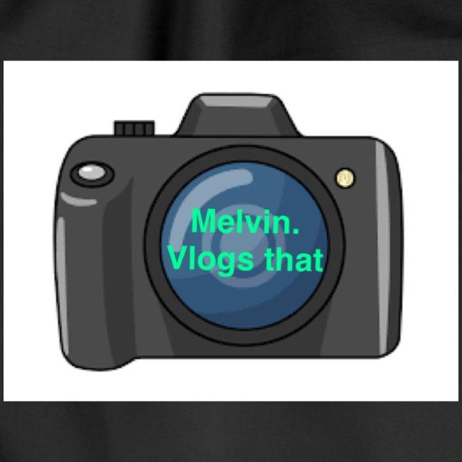 Melvin vlogs that merch