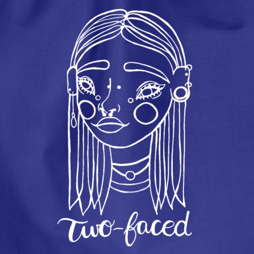 two-faced - Turnbeutel