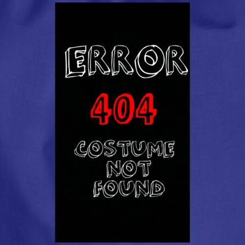 ERROR 404 - Drawstring Bag