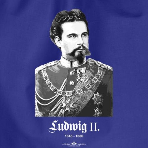 Ludwig II. 1845 - 1886 - Turnbeutel