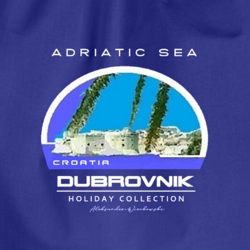 Dubrovnik Croatia, T- Shirt, sehr gute Qualität - Turnbeutel