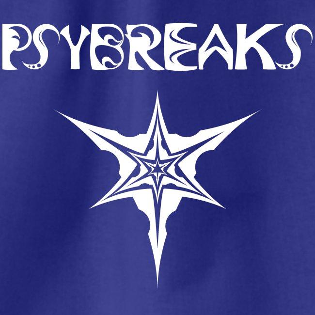 Psybreaks visuel 1 - text - white color