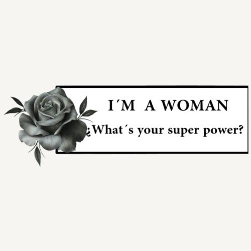 woman`s power