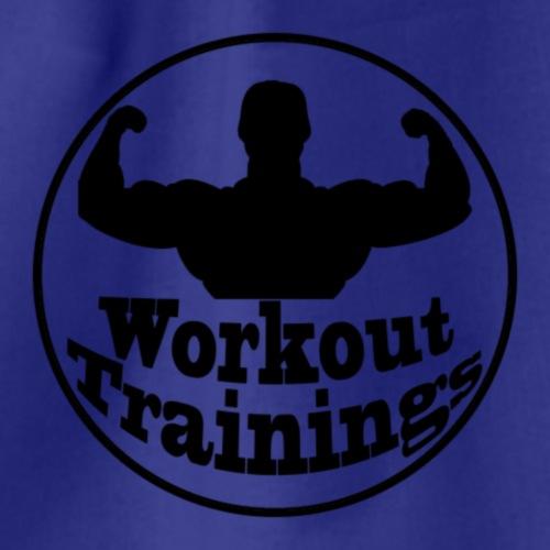 street workout trainings 16035 - Sac de sport léger