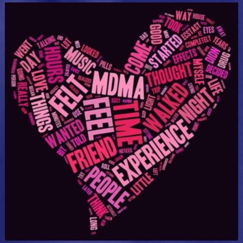 mdma love - Turnbeutel