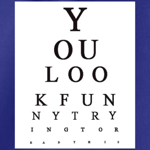 Eye chart - Jumppakassi