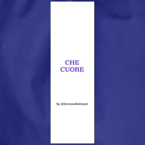 CHE CUORE - Sacca sportiva