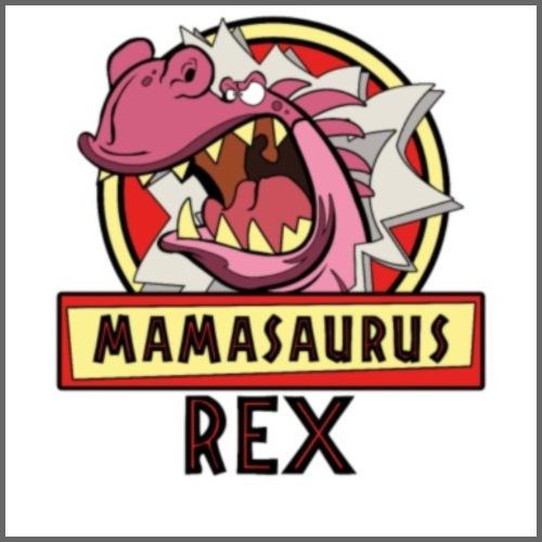 mamasaurus rex utslagsplatsskjorta - Gymnastikpåse