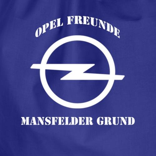 OFMG - Schwarze Collection - 2 Designs - Turnbeutel