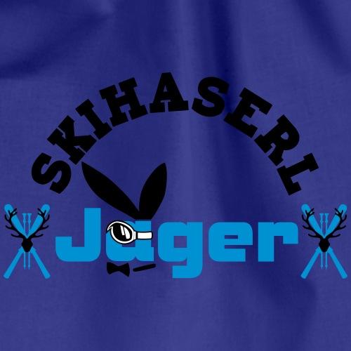 Skihaserl Jager - Turnbeutel